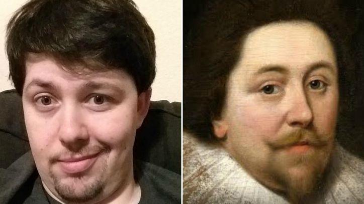 "Meet Your Art Twin: ""Google Arts and Culture"" App Finds Your Famous Art Doppelgänger"