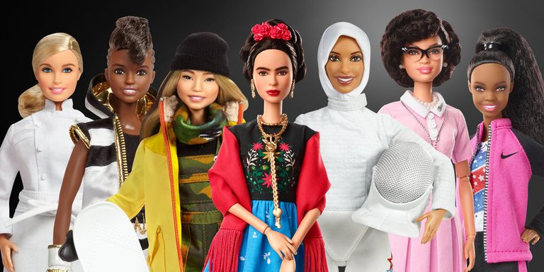 Barbie introduces inspiring dolls in honor of International Women's Day