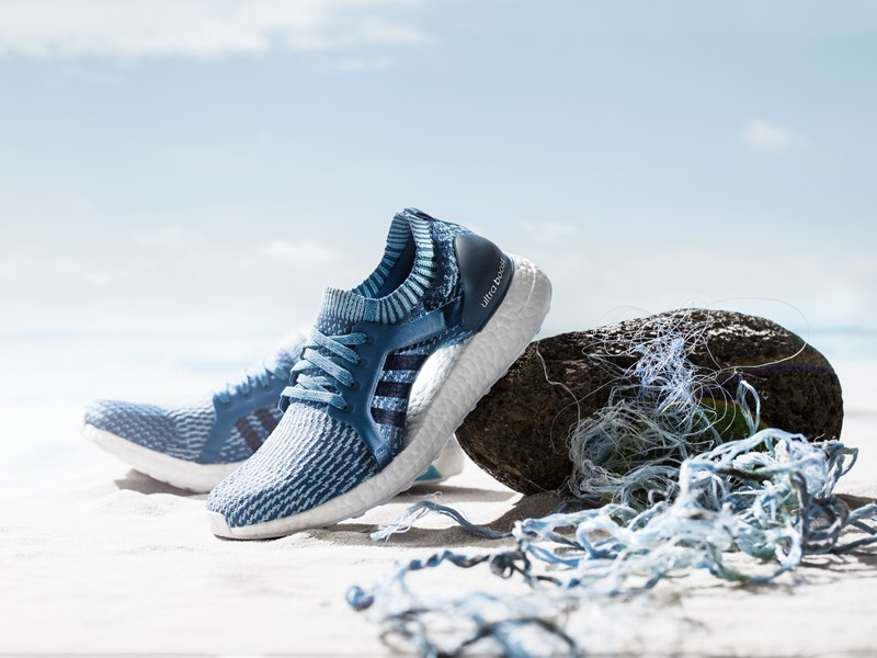 Adidas Sold 1 Million Shoes Made Out of Ocean Plastic Last Year