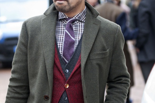 Finding new colors and patterns for men