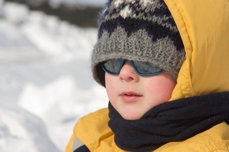 Why Should Kids Wear Sunglasses in Winter