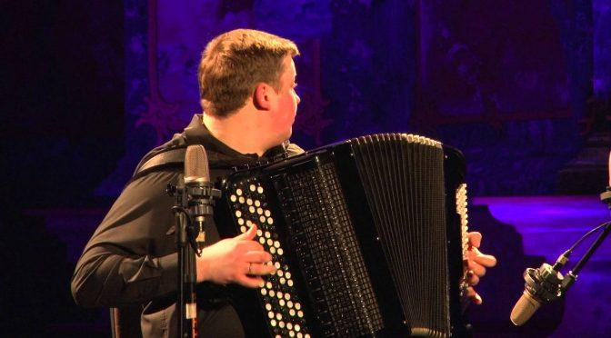 Ukrainian Musician Plays Accordion Like You've Never Heard Before
