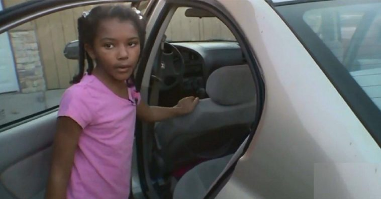 California Girl Saves Herself & Little Brother Seconds Before Kidnapper Crosses Border