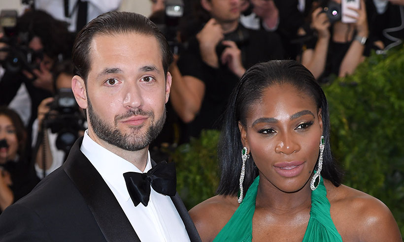 """Serena Williams says she is """"an honorary Armenian"""""""