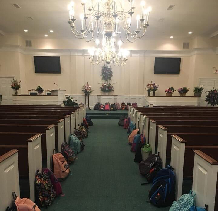Georgia teacher requests backpacks instead of flowers at her funeral