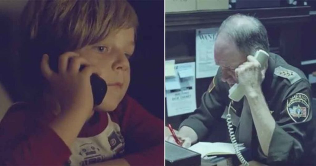 5-Year-Old Calls 911 To Find Mother In Heaven