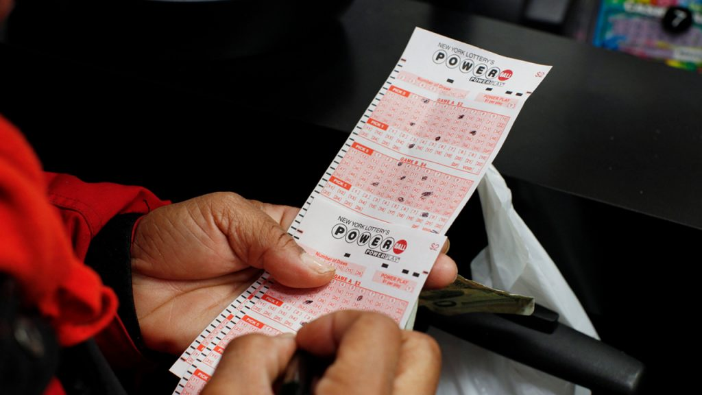 Numbers from a dream bring $1 Million lottery jackpot