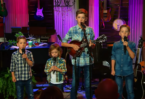 Young Children Singing 'The River' Will Warm Your Heart