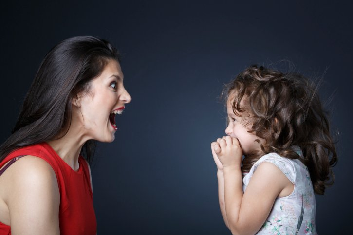 Yelling At Your Kids Can Cause Depression And Low Self-Esteem, Doctors Reveal