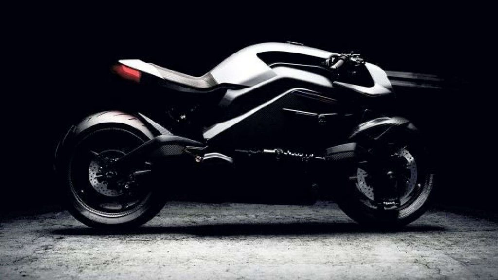 This Space-Age Bike Thought To Be One Of The Most Advanced Bikes Ever made