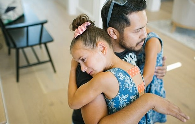 Watch Emotional Moment Girl Meets Her Bone Marrow Donor
