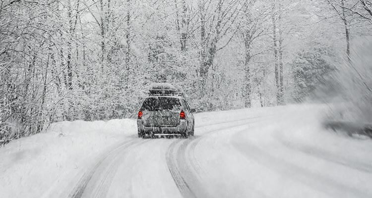 Why You Should Never Warm Up Your Car Before Driving In The Winter