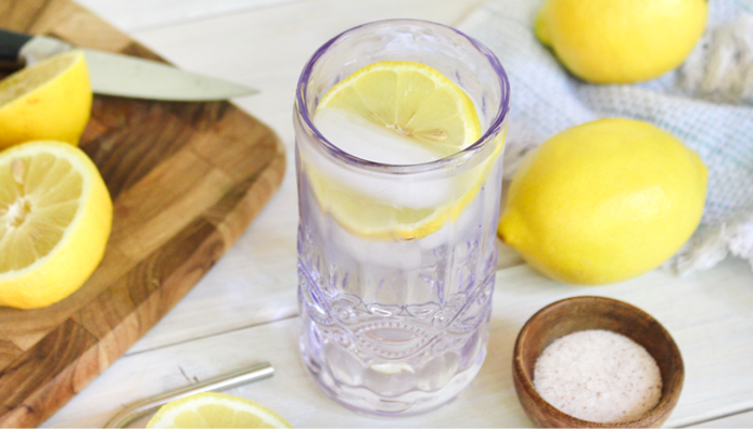 Lemon Salt Water Can Stop Migraine Headache Within Minutes