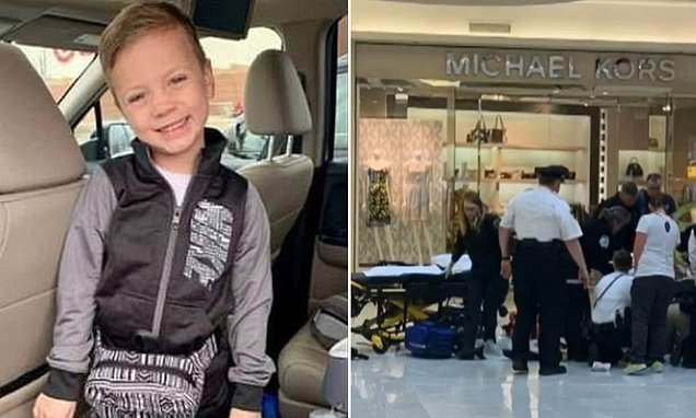 Boy thrown from Mall of America balcony shows no sign of brain damage