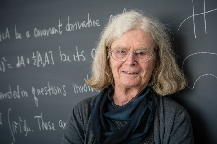 U.S. Mathematician Karen Uhlenbeck Is First Woman To Win Abel, the 'Nobel Prize' for Mathematics