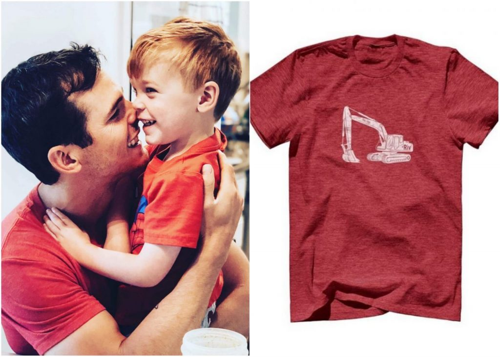 Granger Smith Releases T-Shirt to Honor His Late Son, River