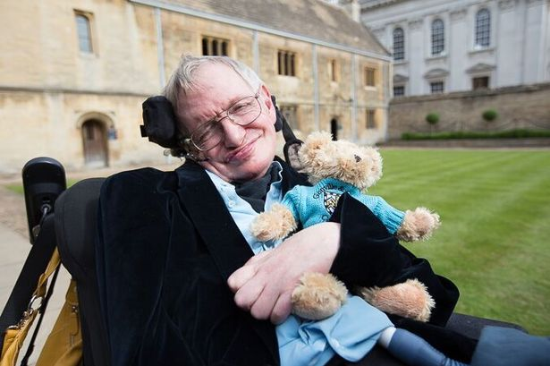 Stephen Hawking's Beautiful Message For Anyone who suffers depression