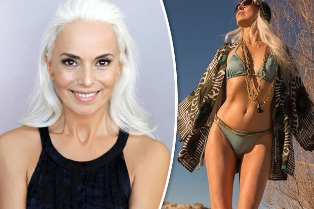 Grandma Who Models at 63 Shares Her Secrets to Graceful Aging
