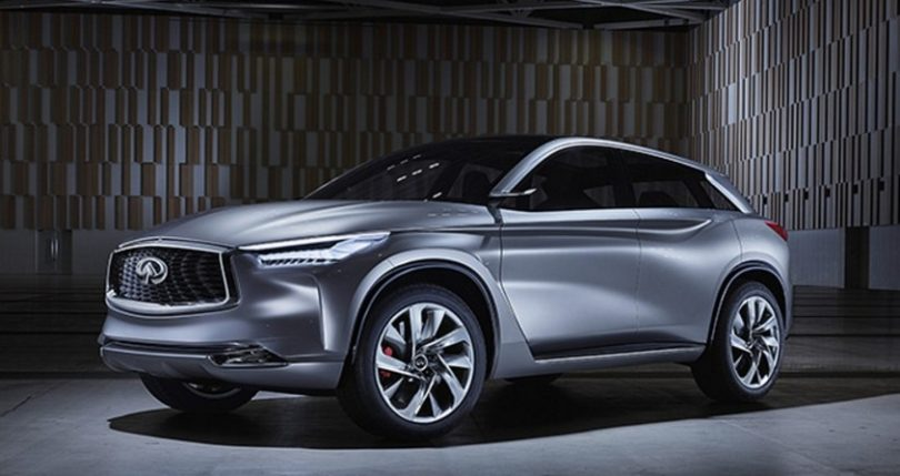 This Could be the New 2018 Infiniti QX50