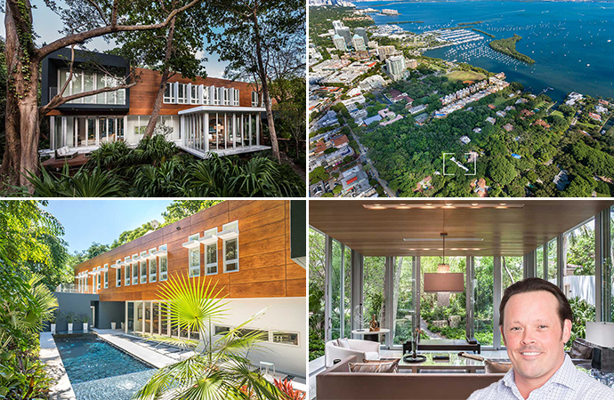 Son of Ex-Mexican President sells Coconut Grove home for non-waterfront record of $5M
