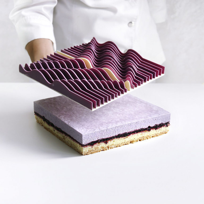 Architectural Designer Tries Baking Desserts.  Phenomenal work!