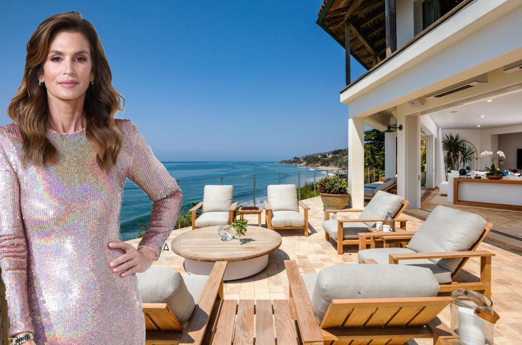 Cindy Crawford Could Make a Loss on Her Malibu House