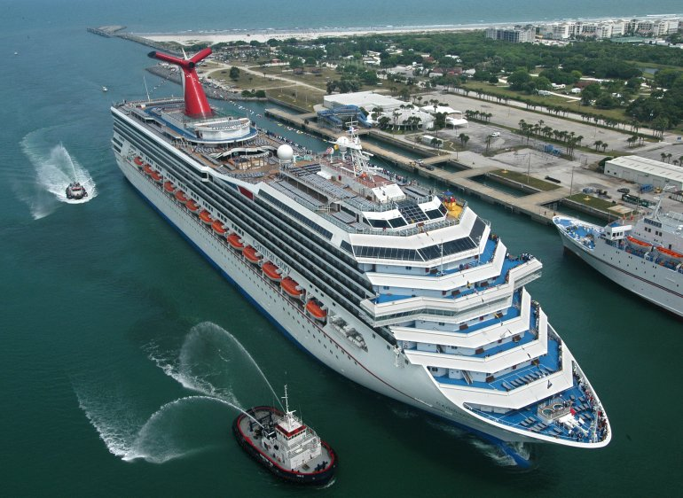 8-Year-Old Girl Dies After Falling From Carnival Cruise Ship in Miami