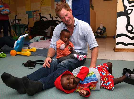 12 Reasons Prince Harry Will Make A Wonderful Dad