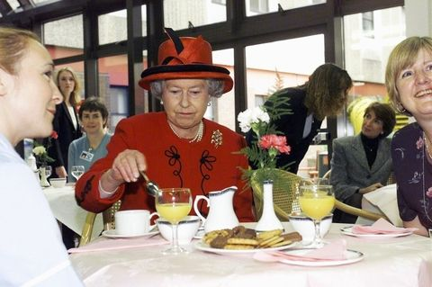 The Queen's former chef  reveals 'She cannot stand the smell or taste of garlic'