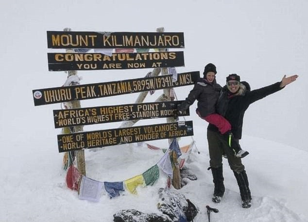 7-Year-Old Becomes Youngest Girl to Climb Mount Kilimanjaro