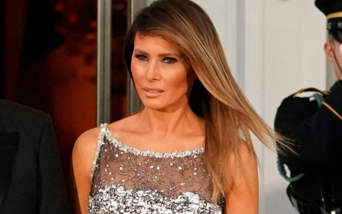 Donald Trump says he was 'too busy' to buy wife Melania a birthday present