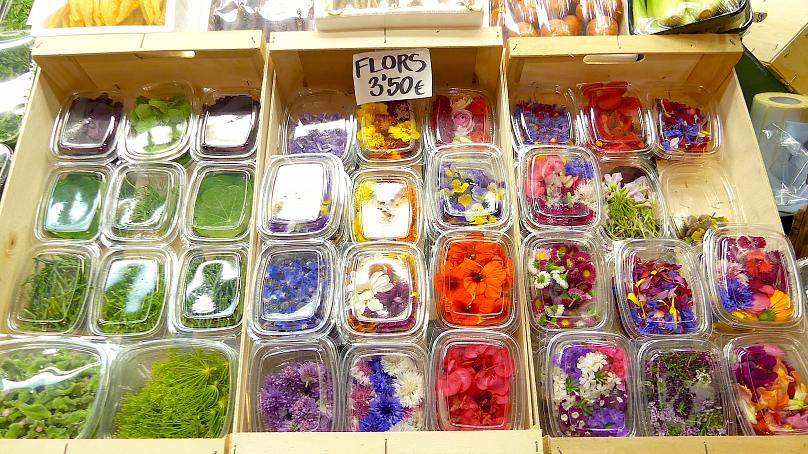 These Colourful, Edible  Petals Offer Great Taste