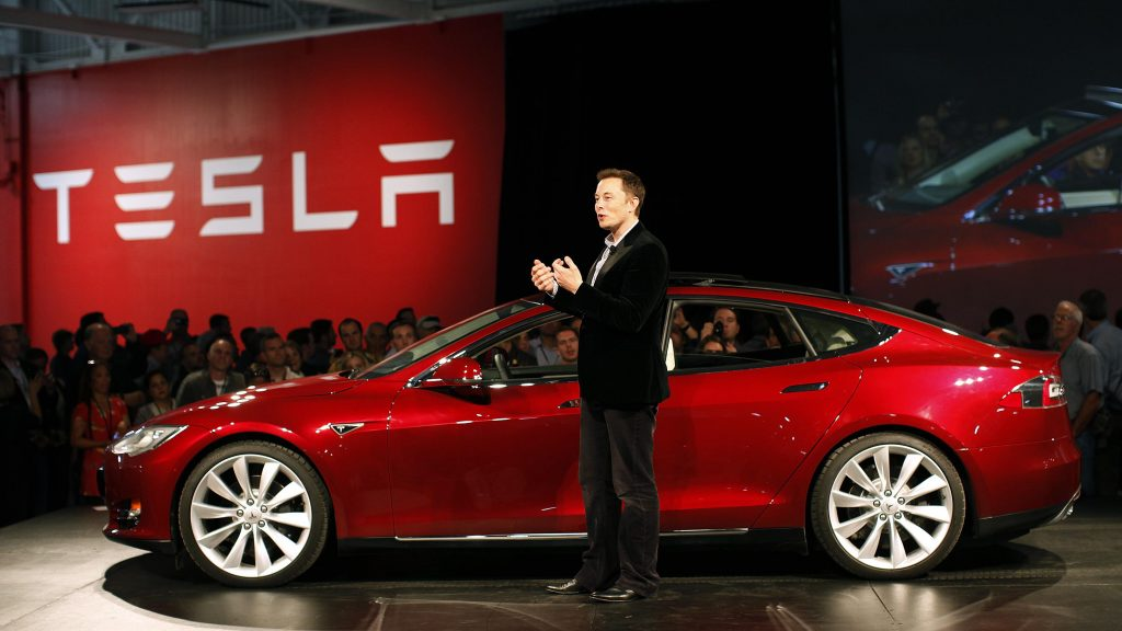 Elon Musk plans to open source Tesla's self-driving software
