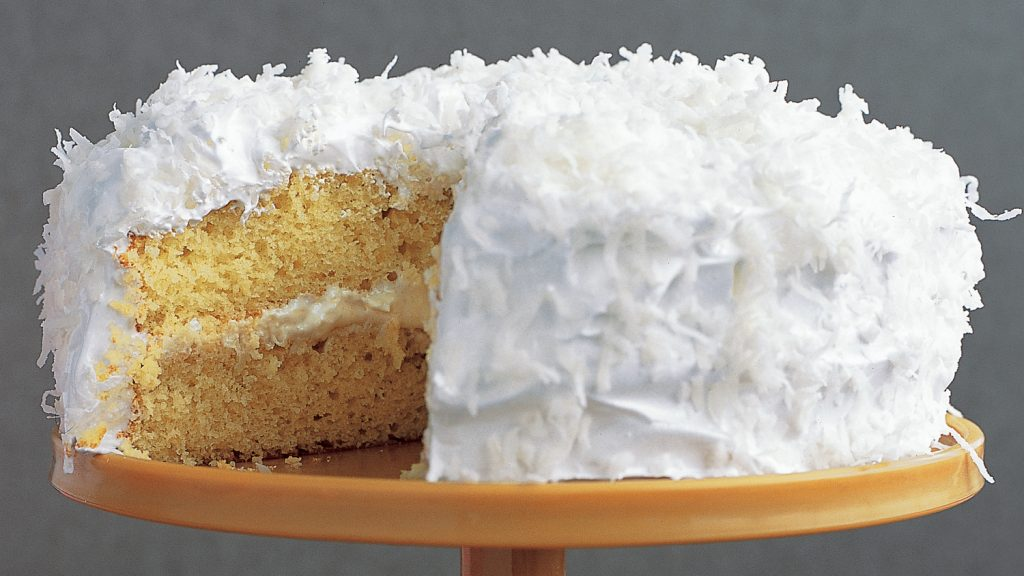 BEST Coconut Cake recipe you'll ever make
