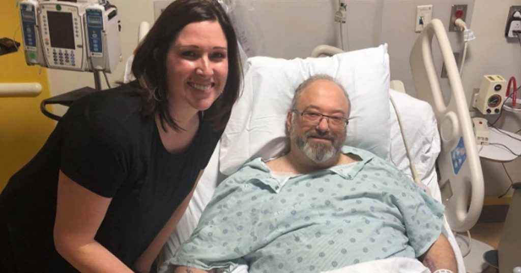 Virginia woman Donates Kidney To Save Stranger's Life