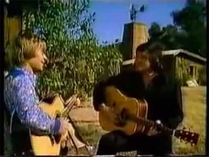 "Rare Video of two legendary singers Singing ""Country Roads Take Me Home"" Unearthed"