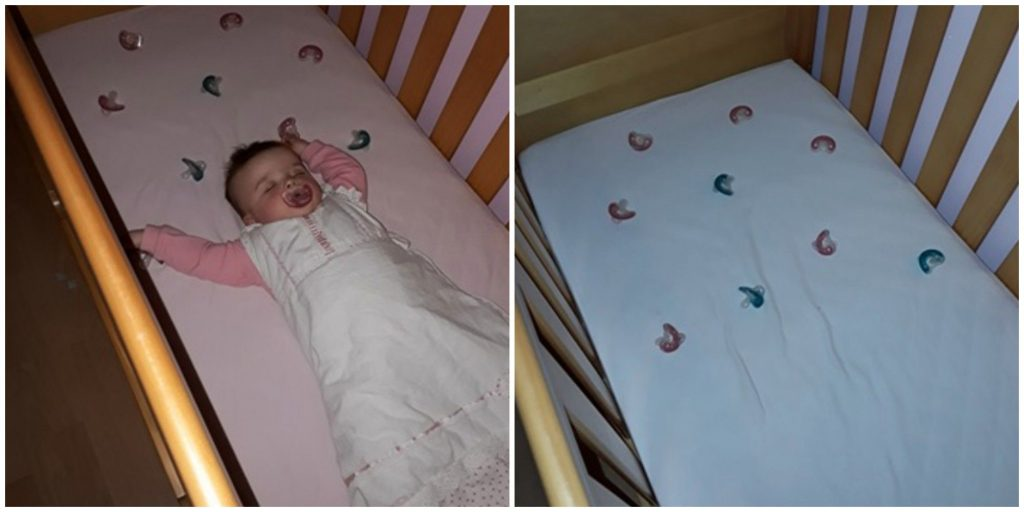 Mom's Hack For Getting Her Baby To Sleep Through The Night Is Going Viral